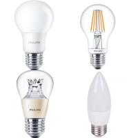 Лампы светодиодные с цоколем Е27, Е40