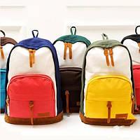 Школьный рюкзак Пингвин, 4 цвета