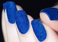 MultiChem. Флок синій 4 мм, 1 кг. Украина. Флок синий для жидких обоев, декора, напыления, маникюра