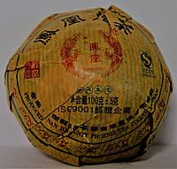 Чай зеленый Китайский  Пуэр Шен 100г.№612, фото 1