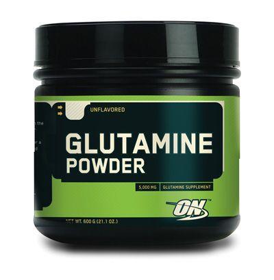 Глютамин Optimum Nutrition Glutamine Powder 600 г