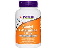 L-Carnitine 500 mg 100 veg caps