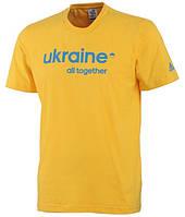 Футболка мужская Adidas Ukraine All Together X25752