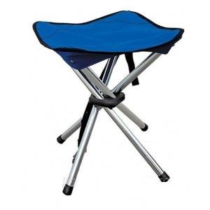 Туристический раскладной стульчик 4 ножки