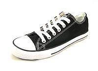 Кеды мужские Converse черные  (р.44)