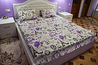 Комплект постільної білизни полуторний 150*220 бавовна Bella noche, фото 1