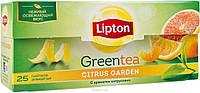 Чай Липтон пaк 25 ST Citrus