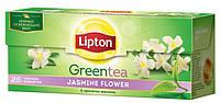 Чай Липтон пaк 25 Green Jasmine Flower
