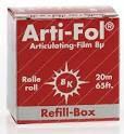 Фольга для проверки артикуляции Arti-Fol