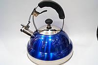 Чайник 3.5L Giakoma G-3301 для газовых и электрических плит, фото 1