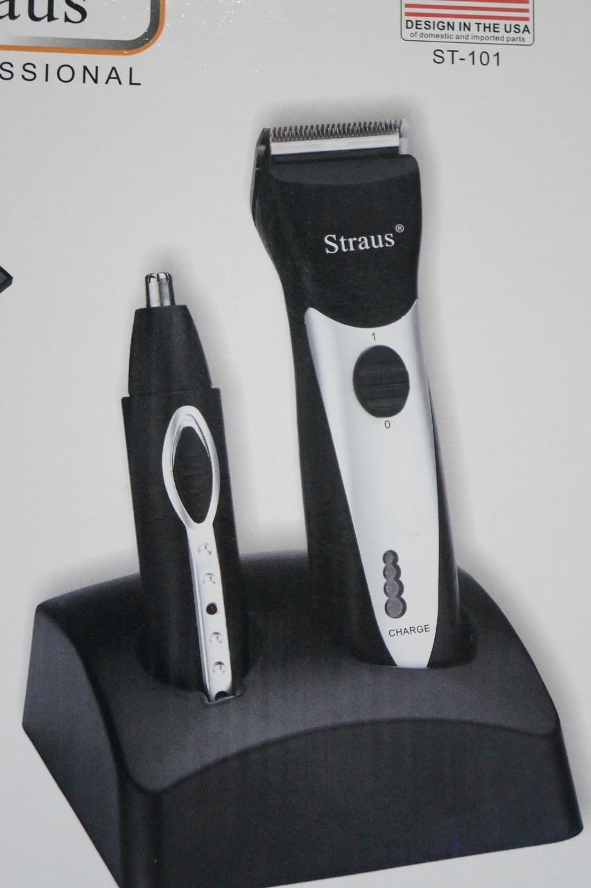 Машинка для стрижки волос Straus professional ST-101