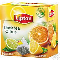 Чай Липтон пир 20 Цитрус (Citrus)