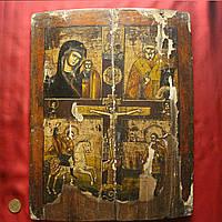 Старинная Икона Старообрядная