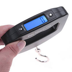 Безмен электронный 50кг/10г (цифровые весы)