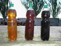 Обводненные отработанные масла до 40% влаги