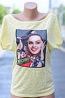 """Молодежная """"TessDress"""" футболка от производителя.Лето-2017!"""