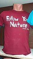 Яркая летняя мужская футболка в ассортименте