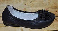 Детские туфли для девочек размеры 34 и 35