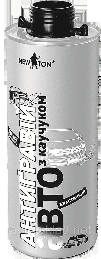 Антигравий NEW TON 500г черный с каучуком