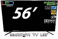 Телевизор LED backlight tv L56,SMART TV + T2