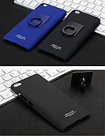 Пластиковый чехол Imak с кольцом-подставкой для Xiaomi Mi5s   (2 цвета)