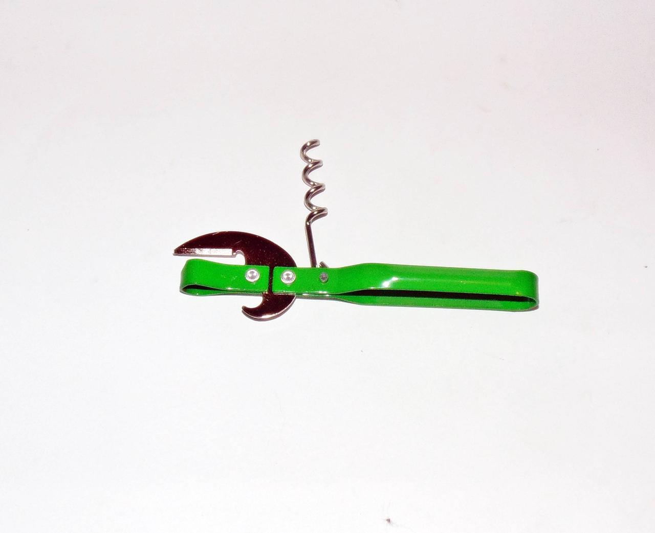 Консервний ніж - штопор 2в1