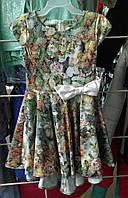 Платье для девочки Мари, 128-152р.