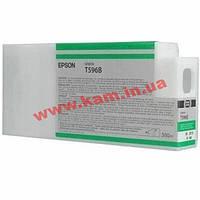Картридж EPSON St Pro 7900/ 9900 green (C13T596B00)