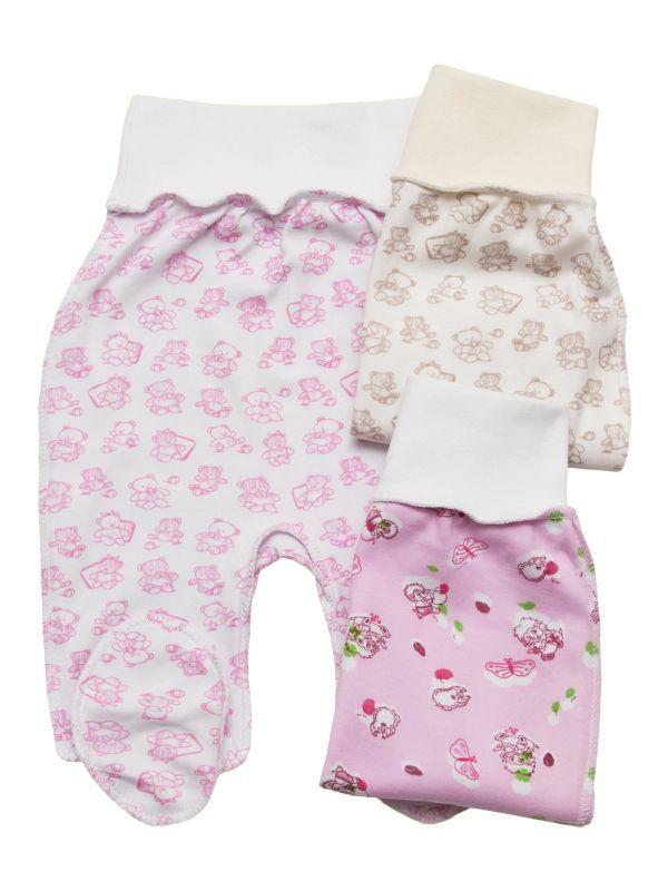 Ползунки ясельные для новорожденных