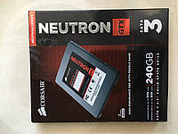 """SSD Corsair Neutron GTX 240Gb 2.5"""" SATAIII MLC (cssd-n240gbgtx-bk)"""