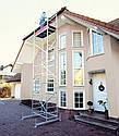 Вишка-туру KRAUSE MOBIL, раб.висота 7,2 м, фото 3