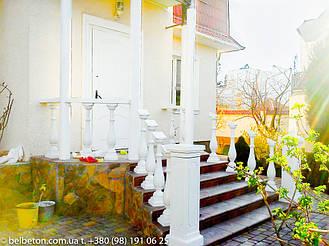 Балюстрада Одесса | Балясины бетонные Аркадия