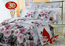 Комплект постельного белья 3D PS-BL93 ТМ TAG
