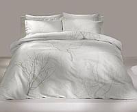Двуспальное евро постельное белье TAC Parley Сатин