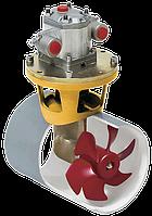 Гидравлическое подруливающее устройство Vetus 55 кгс, 3,5 кВт, диаметром 150 мм