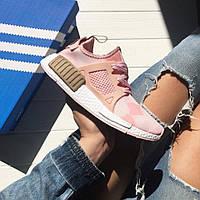 ТОлько размер 36!!!!!!!Крутые женские кроссовки Adidas NMD XR2 Camo pack  / адидас Реплика (1:1 к оригиналу)