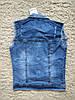 Sercino 7-12 джинсовый пиджак детский, фото 2