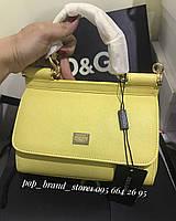 Женская мини-сумочка DOLCE&GABBANA 20 см, фото 1