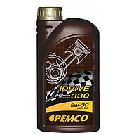 Синтетическое моторное масло Pemco iDrive330 SAE 5W-30 API SL/CF 1л