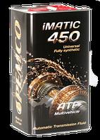 Трансмиссионное масло PEMCO iMATIC 450 JWS 3309 T-IV/SP-III 4л