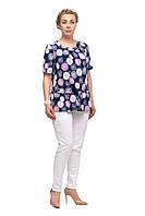 Женская блузка большого размера 1706029/1, фото 1