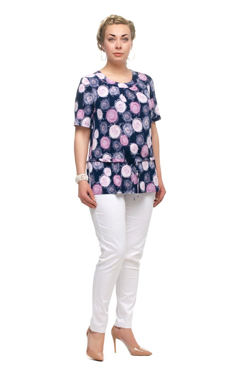 Женская блузка большого размера 1706029/1