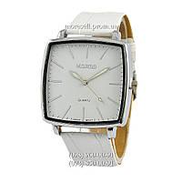 Часы Mowdd White-Silver-White