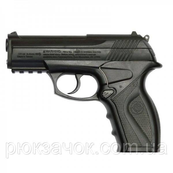 Пистолет пневматический газобаллонный Crosman C11
