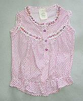 Детская блузка на девочку 3-7 лет
