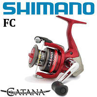 Катушка Shimano Catana 1000 FC CAT1000FC
