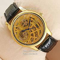 Часы Omega Black/Gold/Light-Gold Blue Narrows