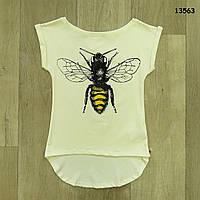 """Туника """"Пчела"""" для девочки. 8, 10, 12, 14 лет"""