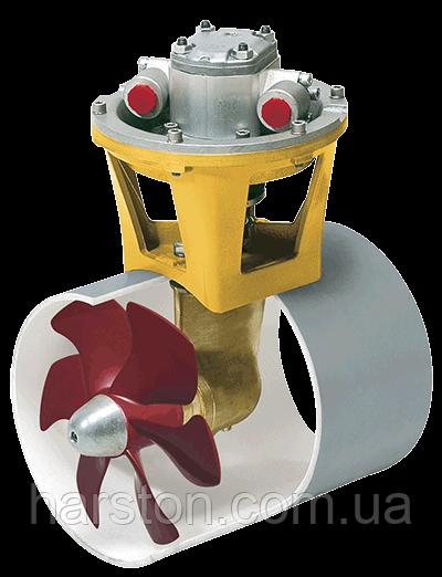 Гидравлическое подруливающее устройство Vetus 230 кгс, 12,5 кВт, диаметром 300 мм