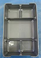 Органайзер-вкладка пластиковый 23 см х 15см